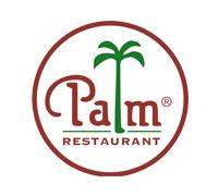 Palm Restaurant Logo